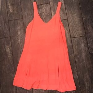 Sanctuary Dress size Small in coral NWT
